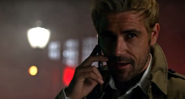 Justice League Dark Featurette Reveals That Matt Ryan Will Return As Constantine