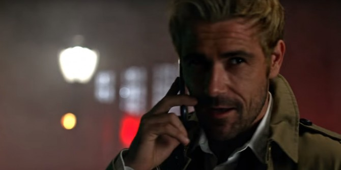 Matt Ryan Discusses Reprising The Role Of Constantine On Arrow