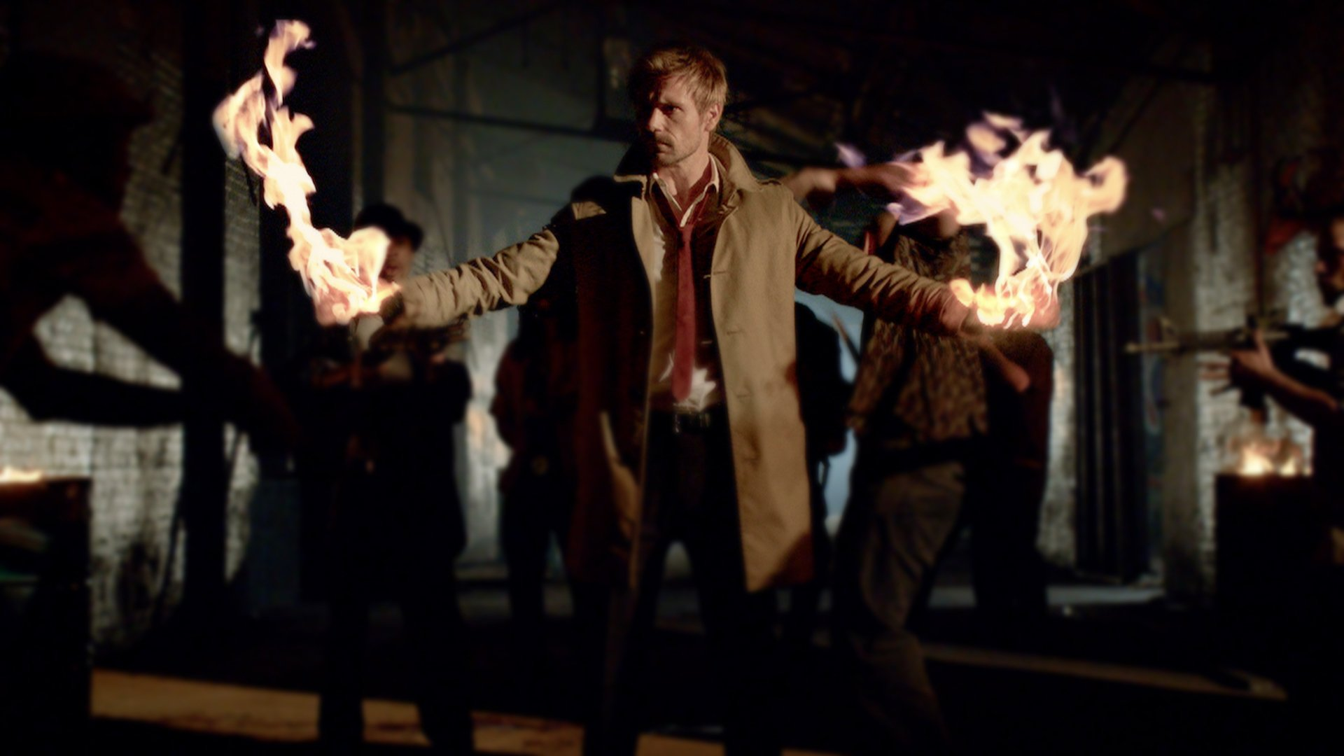 Constantine Will Not Be Making The Move To Syfy