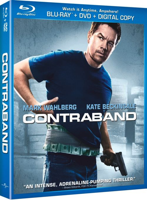 Contraband Blu-Ray Review