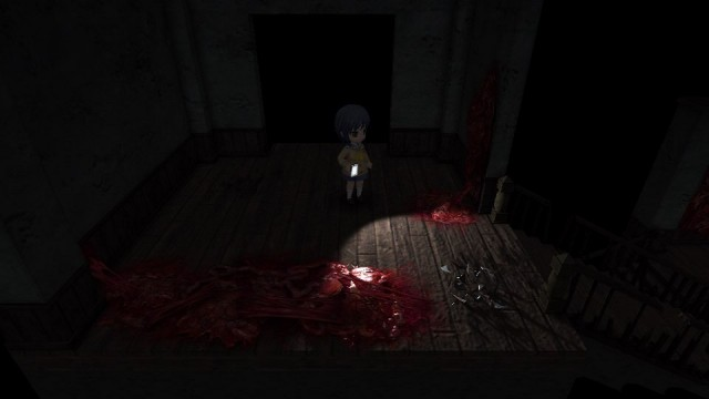 Corpse Party Blood Drive Screenshot 3