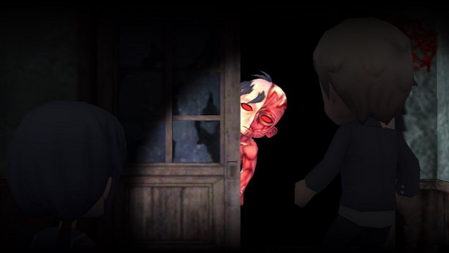 Corpse Party Blood Drive Screenshot 4