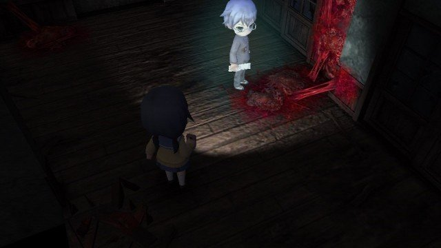 Corpse Party Blood Drive Screenshot 7