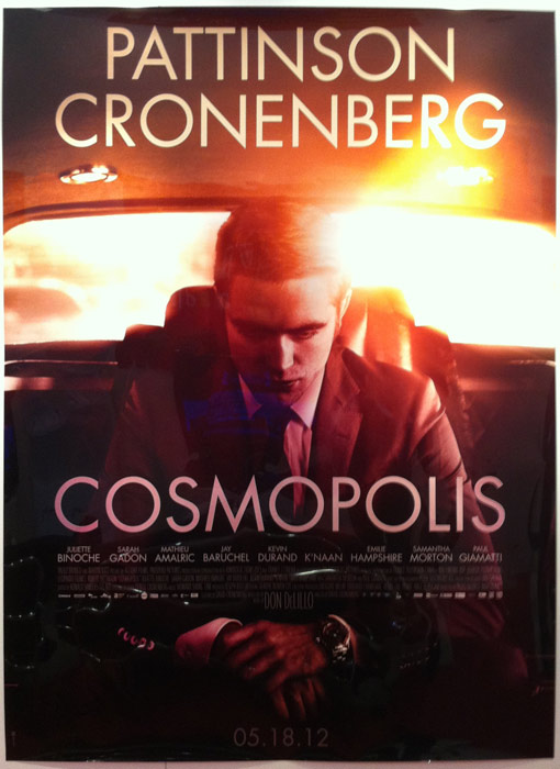 Cosmopolis Review [Cannes]