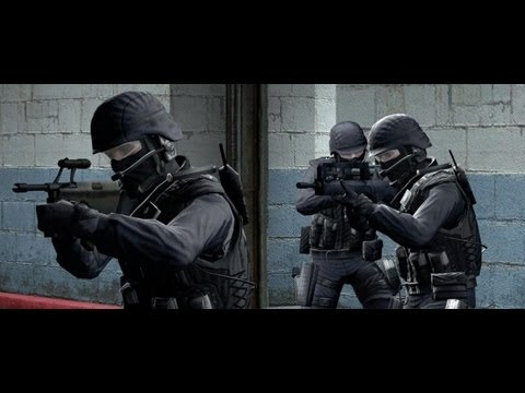 Here's An Hour of Counter-Strike: Global Offensive Footage
