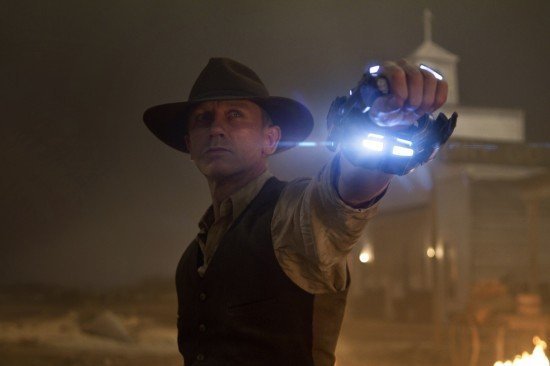 New Cowboys & Aliens Trailer