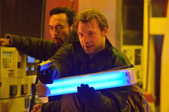 The Cast Inside The Strain: Creatures Of The Night (Episode 8)