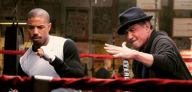 First Look At Creed Sees The Italian Stallion Enter The Ring Once More