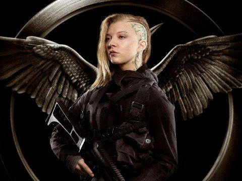 Rebels Get Their Wings In New Character Posters For The Hunger Games: Mockingjay - Part 1