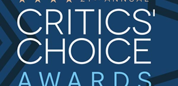The Winners Of The 21st Annual Critics' Choice Awards