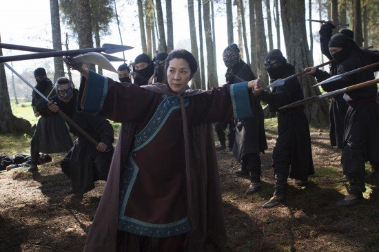 Netflix Nabs Rights To Release Crouching Tiger, Hidden Dragon Sequel