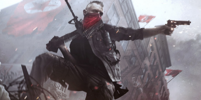 Crytek - Homefront: The Revolution