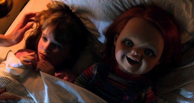 Curse of Chucky 6 670x357 Please Dont Scream, Youre So Beautiful: The 14 Best Horror Movies Of 2013