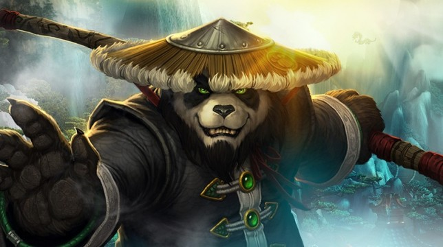 Cute But Deadly Pandaren