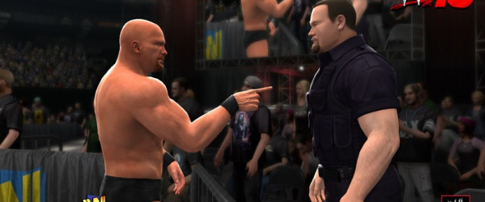 WWE '13's Universe 3.0 Mode Lets Players Control The Program