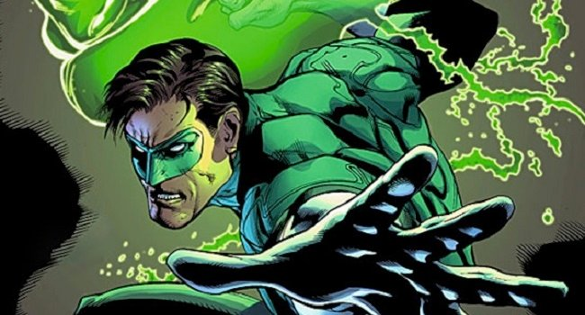 Comic-Con: WB/DC Panel - Green Lantern Movie Called Green Lantern Corps