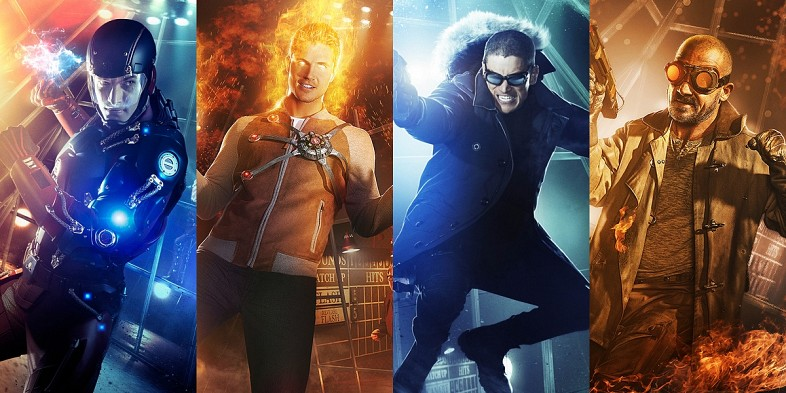 DC's Legends Of Tomorrow Gets A Premiere Date