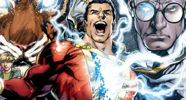 Report Suggests David Sandberg's Shazam Is Targeting February Start Ahead Of 2019 Release