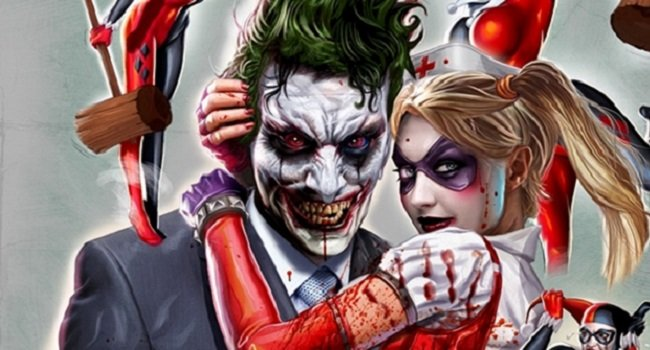 DC Suicide-Squad-Movie-Poster-Joker-and-Harley-Quinn-Header