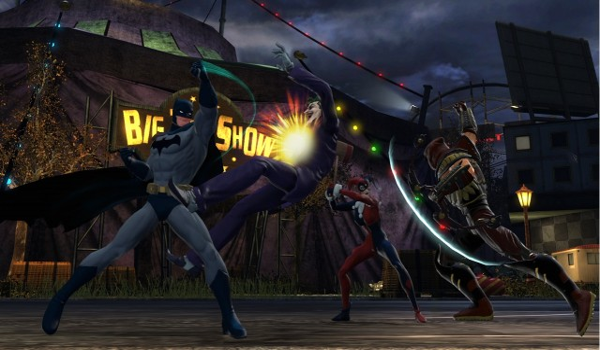 DC Universe Beta Arrives On PSN