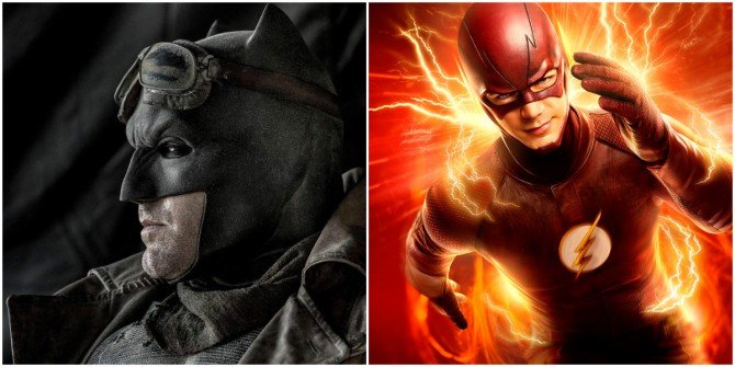Kevin Smith Weighs In On Potential DC Movie/TV Crossover Event
