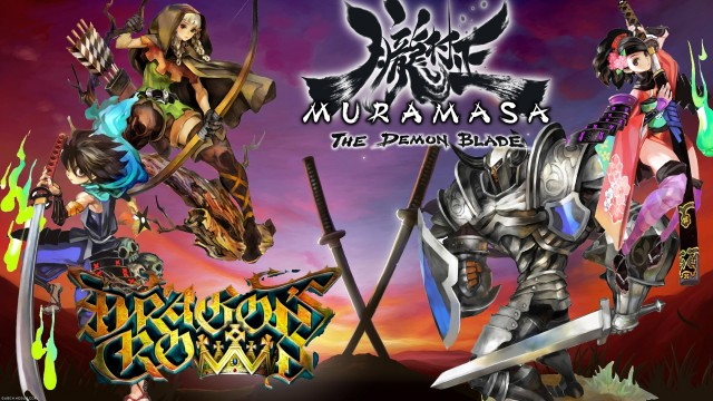 DC vs MtDB 640x360 Dragons Crown vs. Muramasa: The Demon Blade: The Importance Of Comparison And Why Games Are Already Art