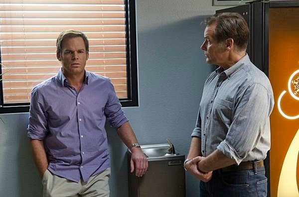 "Dexter Review: ""The Dark... Whatever"" (Season 7, Episode 10)"