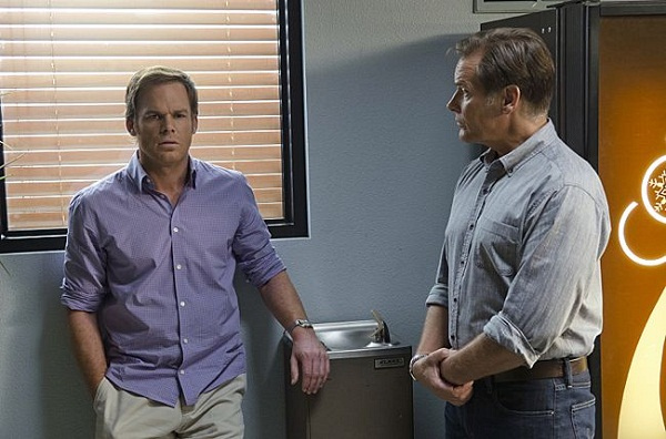 DEXTER Season 7 Episode 10 The Dark Whatever 6 Dexter Review: The Dark... Whatever (Season 7, Episode 10)