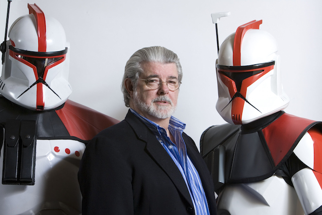 Young George Lucas To Appear On Legends Of Tomorrow