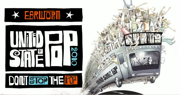 DJ Earworm Releases United State Of Pop 2010