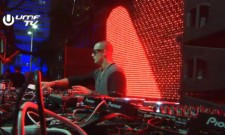 DJ Snake Throws Down Timecode Vinyl Set On Ultra's Monolithic Main Stage