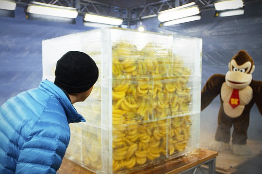 Nintendo Of Canada Goes Bananas With Contest And Donation