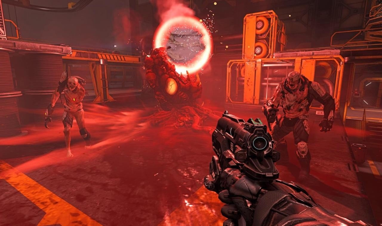 Not Even Doom's Developers Can Cope With The Game's Ultra-Nightmare Difficulty