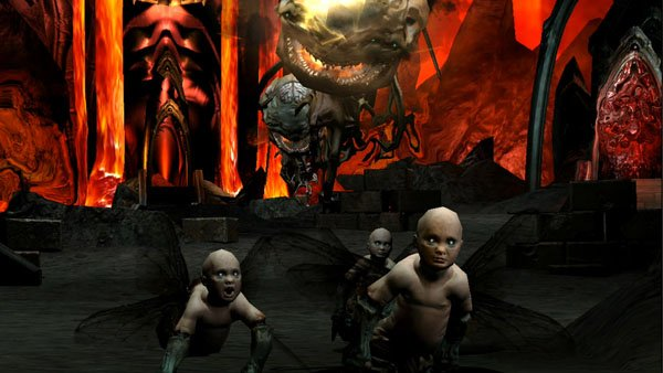 DOOM 3 BFG Edition's Lost Missions Look Terrifying