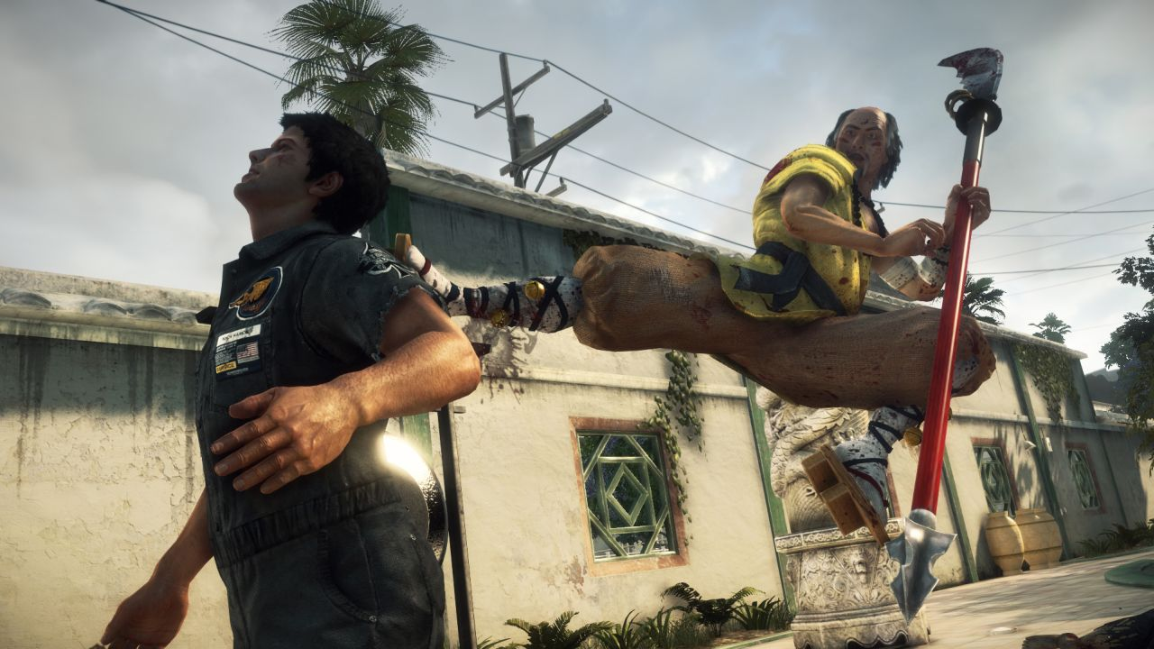 DR3 wrath battle Dead Rising 3 Gallery