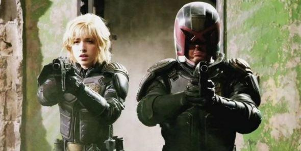 Judge Dredd Reboot Being Planned As A Trilogy