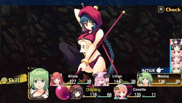 Dungeon Travelers 2: The Royal Library & The Monster Seal Review