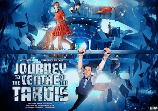 doctor who journey to the centre of the tardis