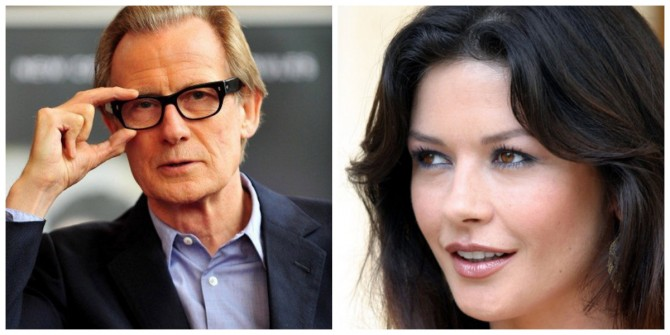 Dad's Army Remake Enlists Bill Nighy, Catherine Zeta-Jones And More