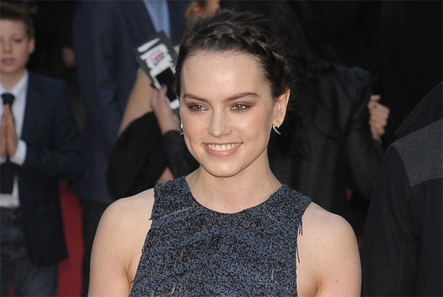 Daisy Ridley In Contention To Play The Lost Wife For New World War II Drama