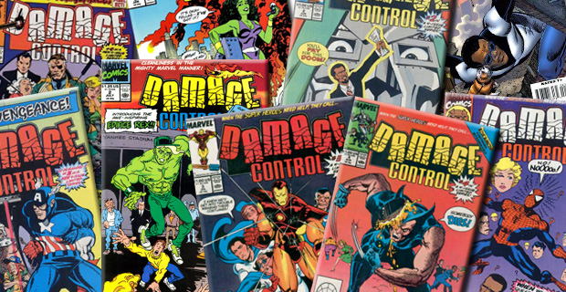 Marvel's Damage Control Coming To TV From Former Daily Show Scribe