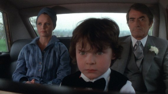 Damien clearly wasnt happy about going to church We Got This Covereds Top 100 Horror Movies