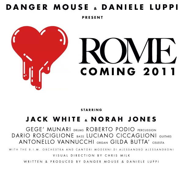 Danger Mouse And Daniele Luppi Talk About Upcoming 'Rome' Album