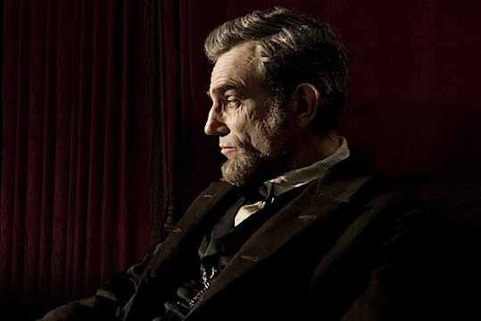 Daniel Day Lewis in Lincoln 2012 Movie Image 539x360 5 Presidents Who Deserve Their Own Film