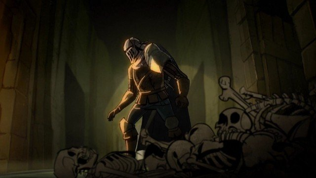 Dark Souls III Makes Murder With Eli Roth In New Animated Short