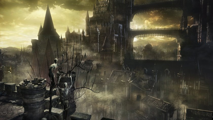 Dark Souls III Isn't The End Of The Series; Threequel Not Pulling Resources From Bloodborne Team