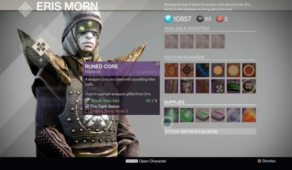 Destiny: The Dark Below DLC Review