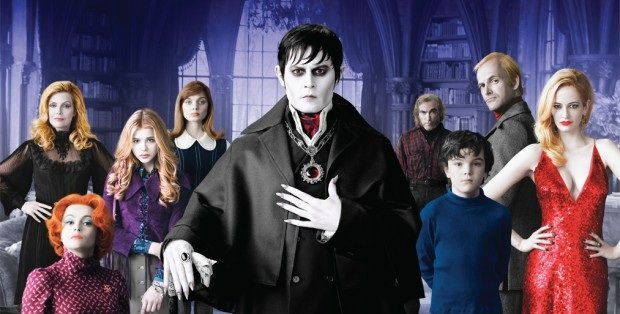 Character Posters For Tim Burton's Dark Shadows