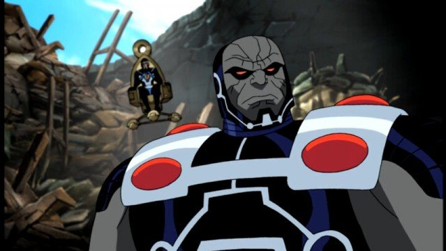 Will Darkseid Be The Villain In The Justice League Movie?