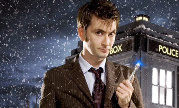 The Doctor Who 50th Anniversary Will Bring Back David Tennant's TARDIS